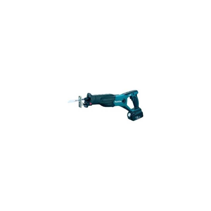 Akumuliatorinis tiesinis pjūklas 18V MAKITA DJR181Z, be akumuliatorių ir įkroviklio