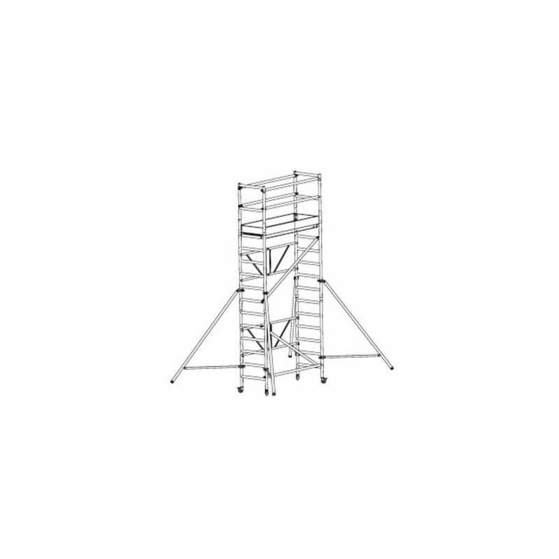 Mobilus bokštelis 3,5m 4400 ALTREX