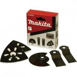 Priedų komplektas MAKITA MultiTool B-30639