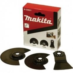 Priedų komplektas MAKITA MultiTool B-30601