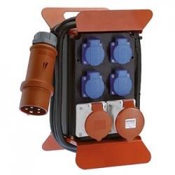 Elektros paskirstymo dėžė su automatu AS-SCHWABE
