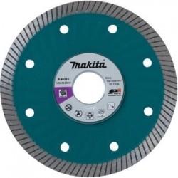 Deimantinis segmentinis diskas čerpėms MAKITA 125mm