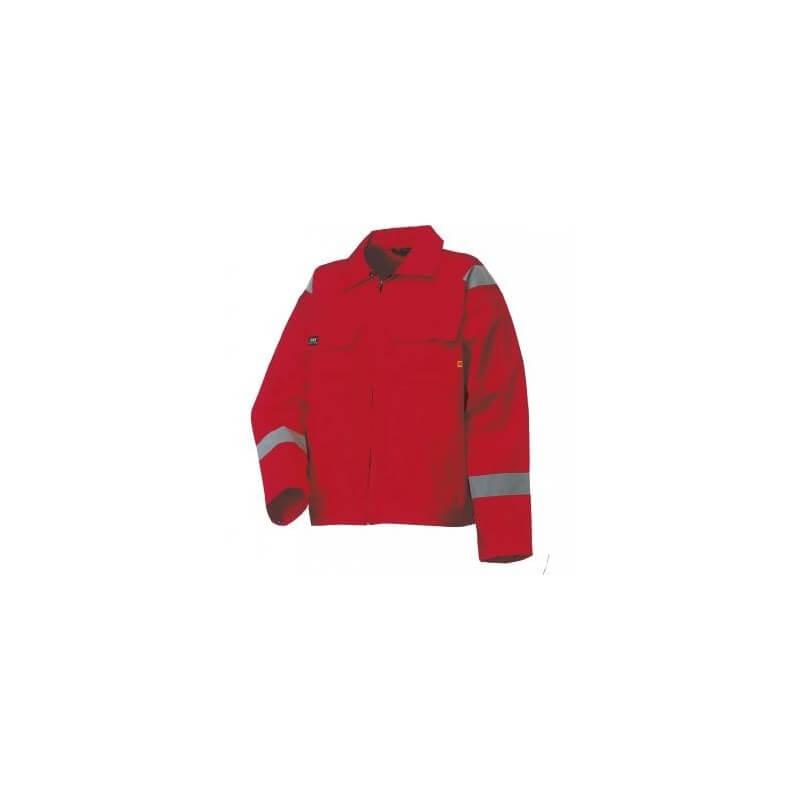 Švarkas suvirintojams Oban Jacket HELLY HANSEN, raudonas