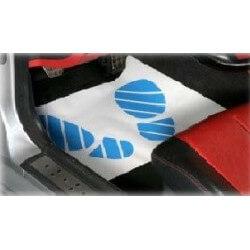 Automobiliniai kilimėliai SERWO Paperplast 500vnt.