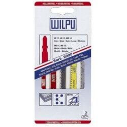Pjūkleliai SORT 2000 (5vnt. rink) WILPU