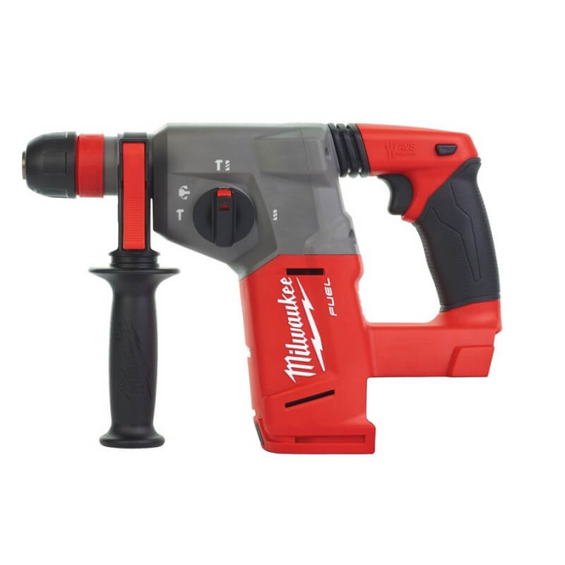 Akumuliatorinis perforatorius MILWAUKEE M18 CHX-0