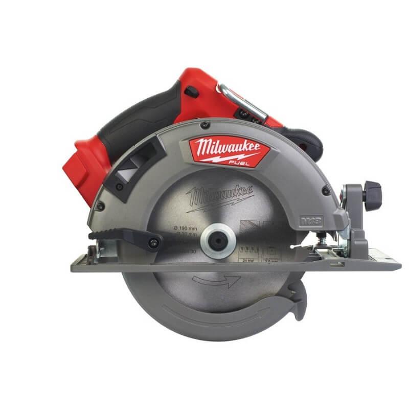 Akumuliatorinis diskinis pjūklas MILWAUKEE M18 CCS66-0