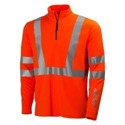 Marškinėliai Esbjerg Polo HELLY HANSEN, oranžiniai