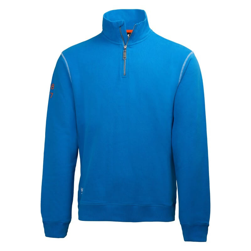 Džemperis Oxford HELLY HANSEN, mėlynas
