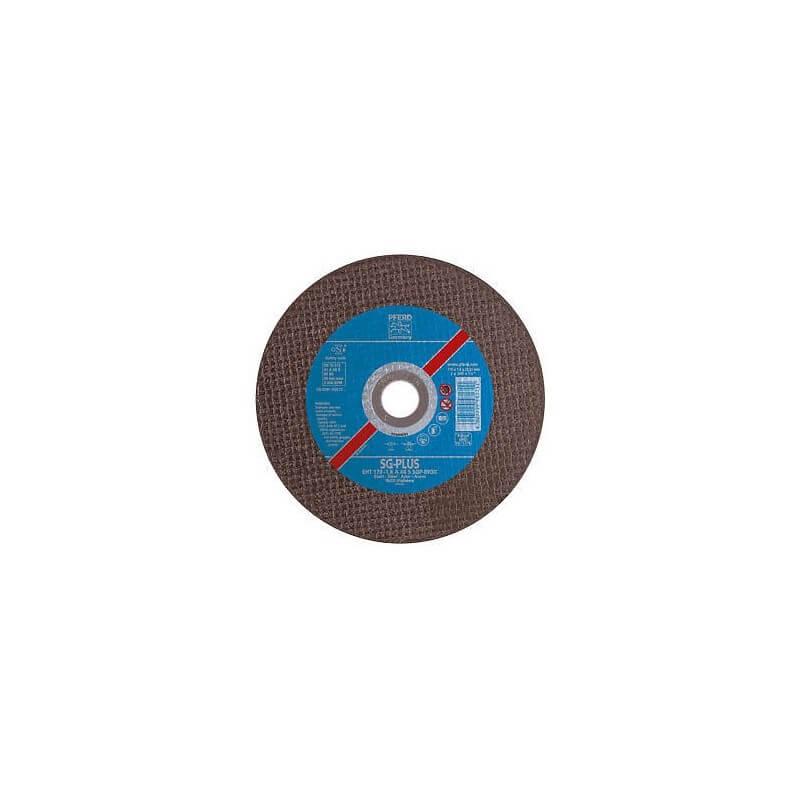 Pjovimo diskas EHT125-1.6 A46 S SGP INOX PFERD