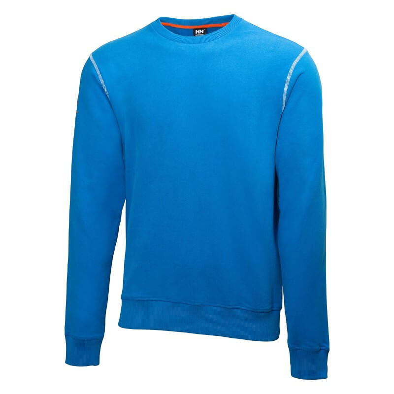 Džemperis Oxford Sweater HELLY HANSEN, mėlynas