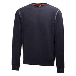 Džemperis Oxford Sweater HELLY HANSEN, tamsiai mėlynas