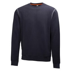 Džemperis Oxford Sweater HELLY HANSEN, tamsiai mėlynas