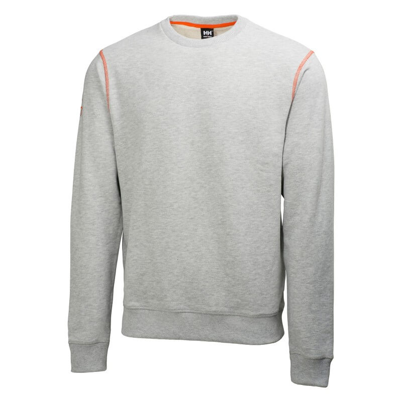 Džemperis Oxford Sweater HELLY HANSEN, pilkas