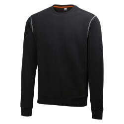 Džemperis Oxford Sweater HELLY HANSEN, juodas