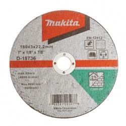 Pjovimo diskas akmeniui 180x2.5 MAKITA C30S