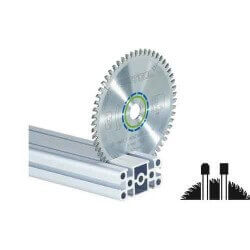 Specialus pjūklo diskas FESTOOL 240x2,8x30 TF80
