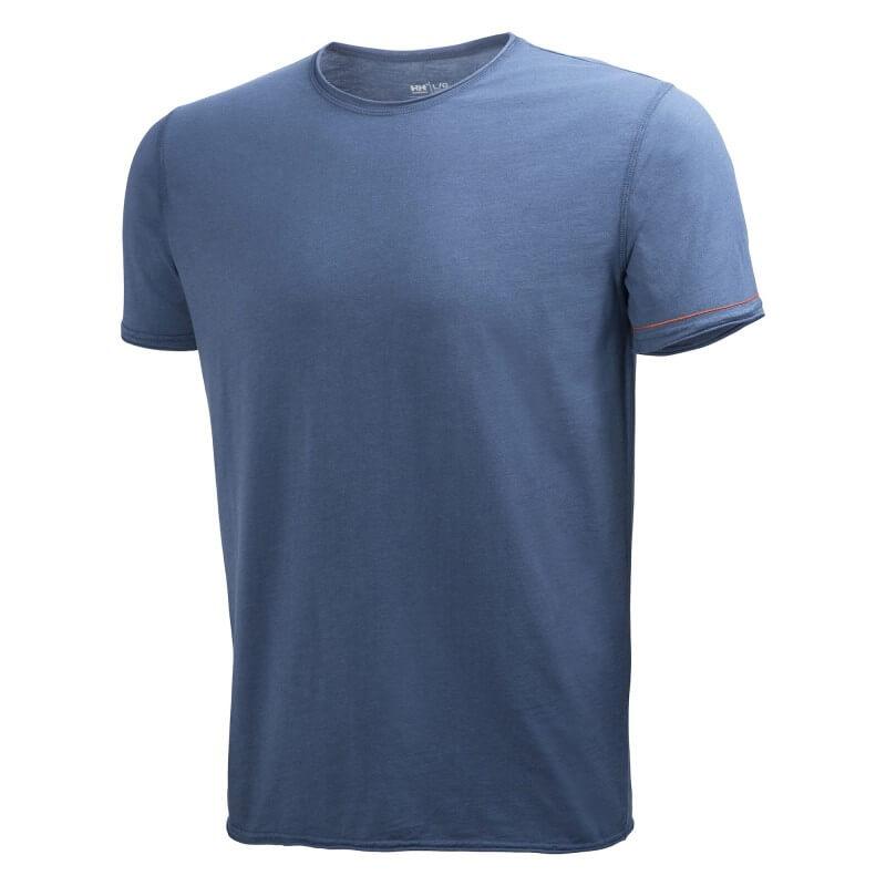 Marškinėliai Mjolnir HELLY HANSEN, mėlyna