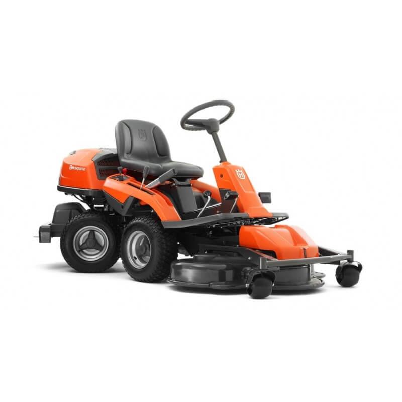 Sodo traktorius HUSQVARNA Rider R 320 AWD