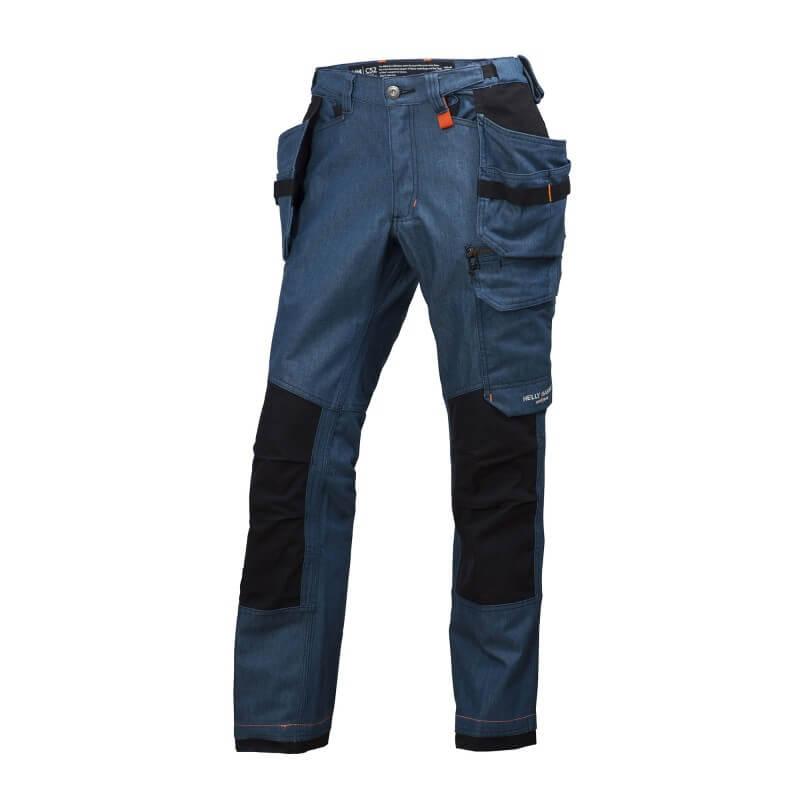 Kelnės Mjolnir Construction HELLY HANSEN, mėlynos