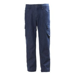 Kelnės Durham Jeans HELLY HANSEN, mėlynos