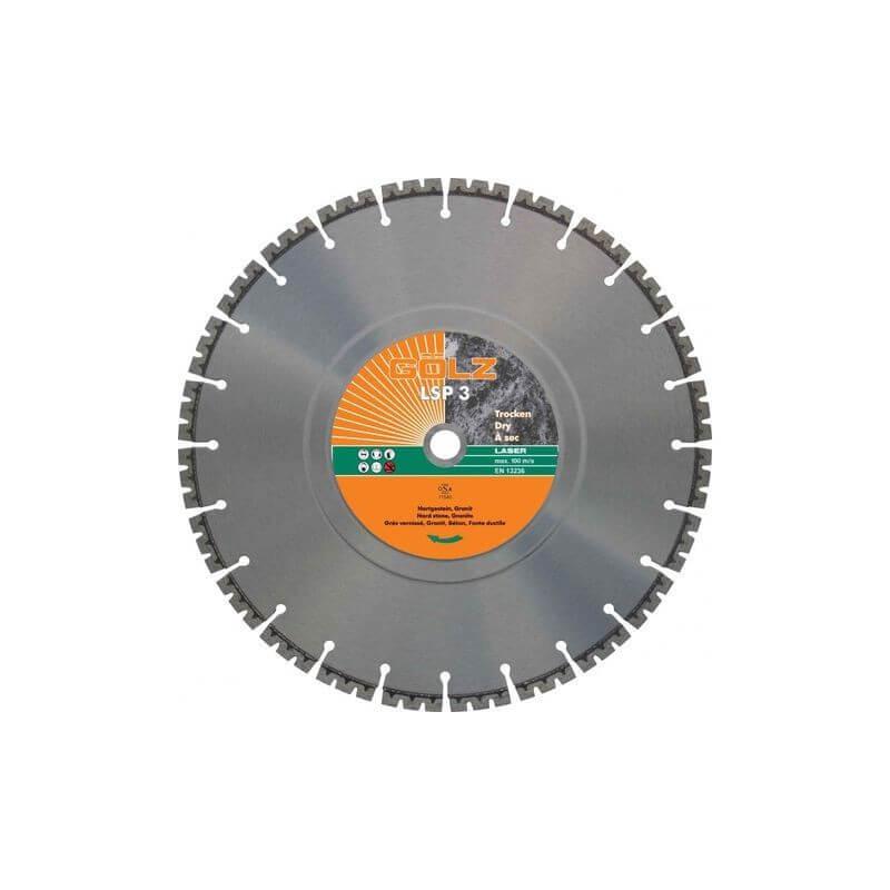 Deimantinis diskas betonui GOLZ LSP3