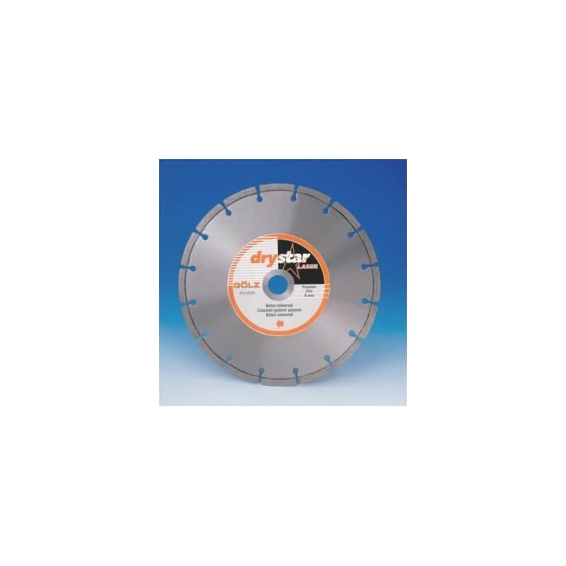 Universalus deimantinis diskas betonui GOLZ DL30