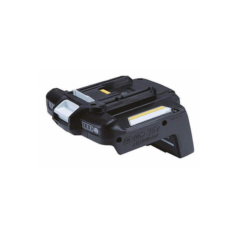 Akumuliatorių adapteris BCV02 2x18V MAKITA