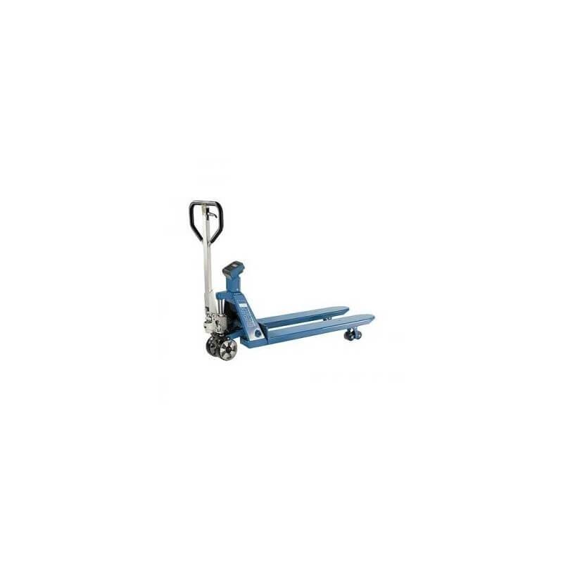 Palečių vežimėlis su svarstyklėmis YALE HU W-20 S