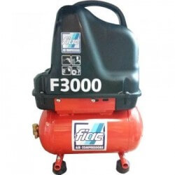 Betepalinis stūmoklinis kompresorius F3000/6 FIAC
