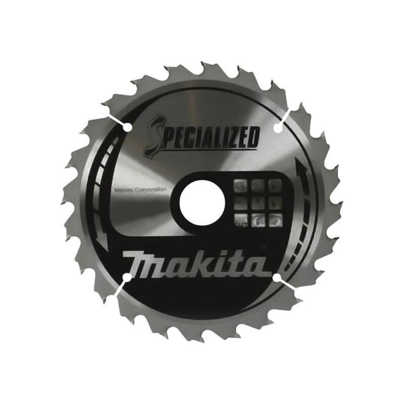 Pjovimo diskas 190x30x2,6mm 12T 20° MAKITA