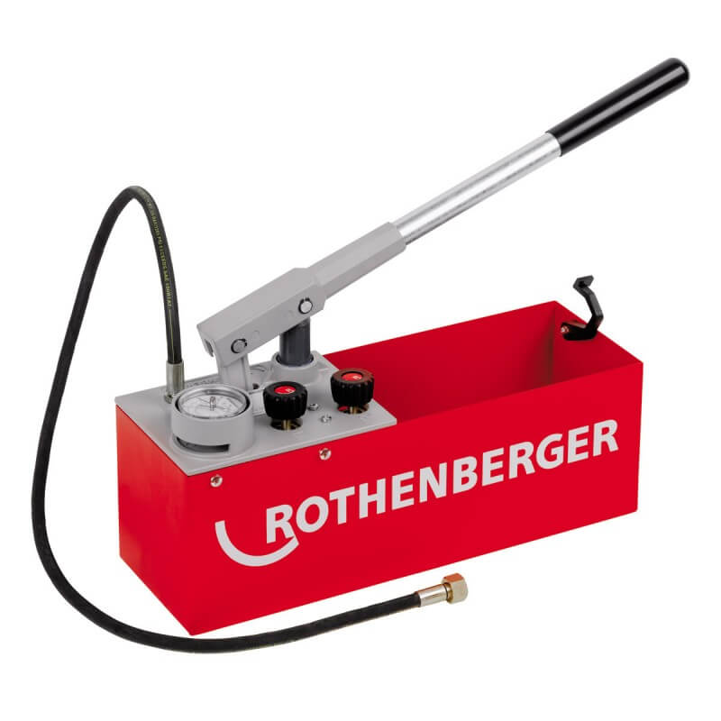 Hidraulinio testavimo pompa ROTHENBERGER RP 50-S