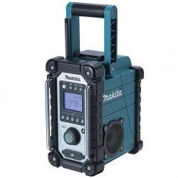 Akumuliatorinis radijo imtuvas MAKITA DMR102 7,2V-18V