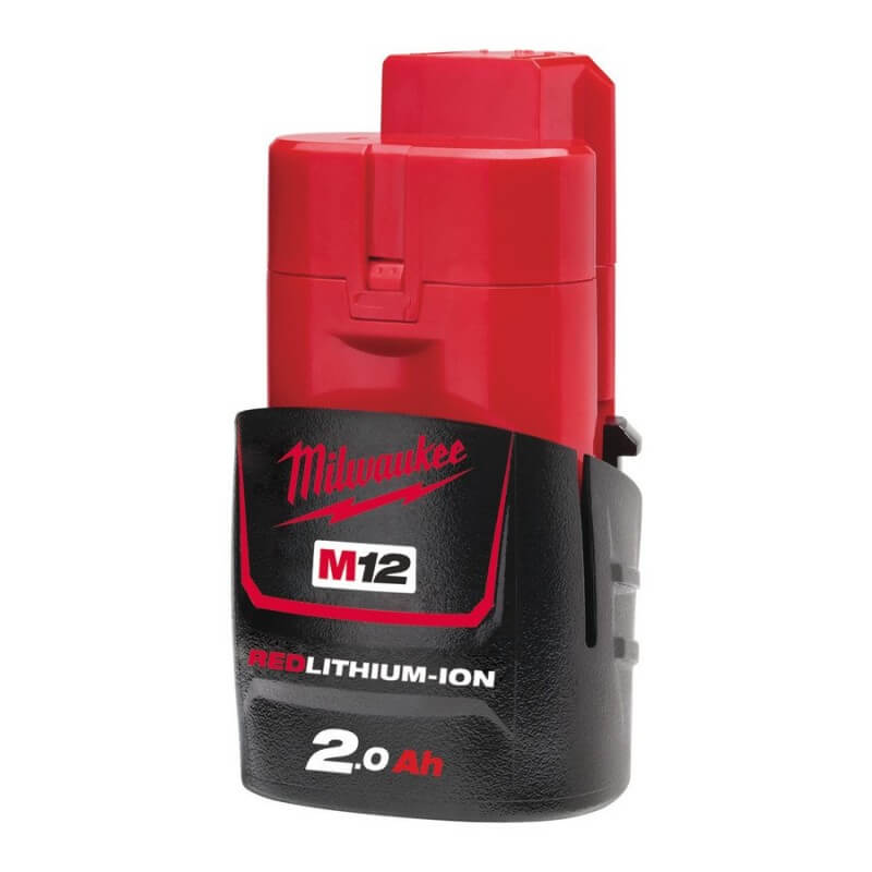 Akumuliatorius MILWAUKEE M12 B2