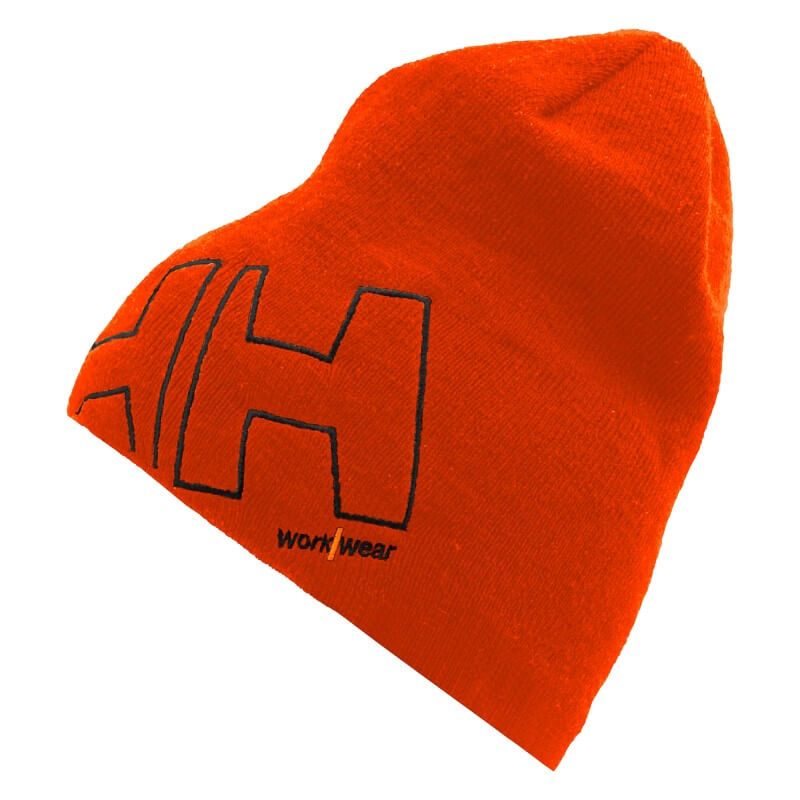 Kepurė HELLY HANSEN Beanie, oranžinė