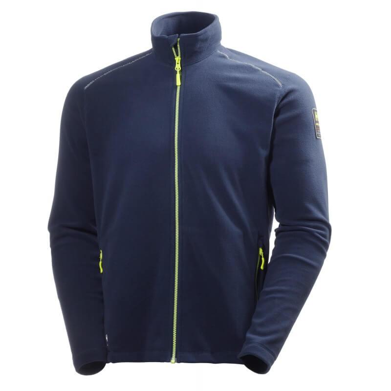 Džemperis HELLY HANSEN Aker Fleece tamsiai mėlynas
