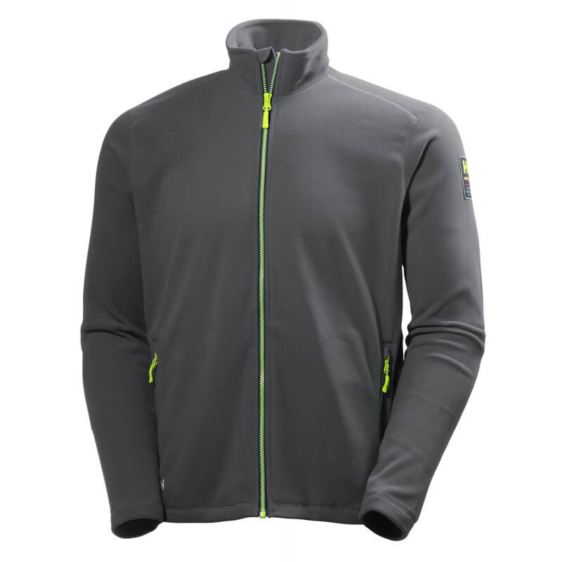 Džemperis HELLY HANSEN Aker Fleece, pilkas