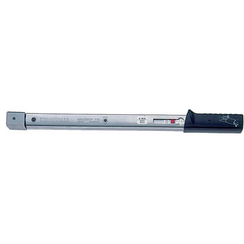 Dinamometrinis raktas 14x18 STAHLWILLE 730/65