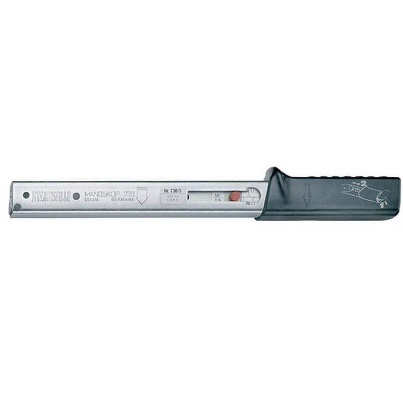 Dinamometrinis raktas 9x12 STAHLWILLE 730/5