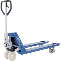 Palečių vežimėlis - keltuvas YALE Silverline HU 25-115 TS PA/PA