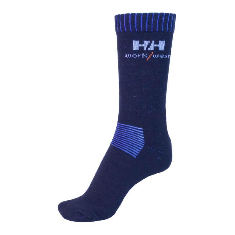 Kojinės HELLY HANSEN Vaasa, mėlynos