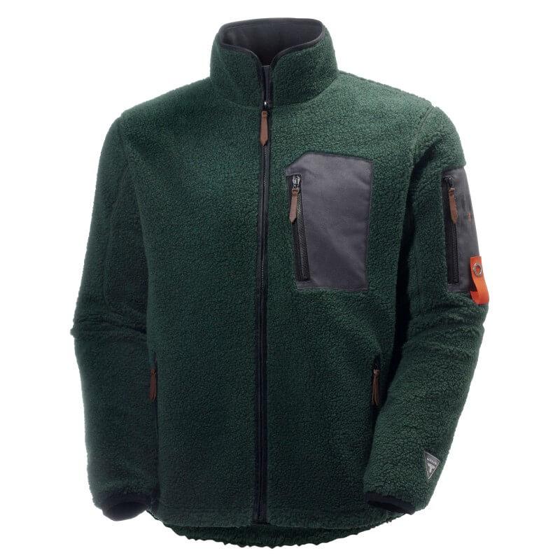 Neperpučiamas džemperis HELLY HANSEN Mjolnir, žalias