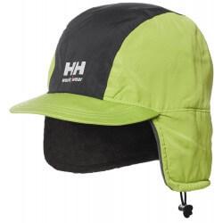 Neperšlampanti kepurė HELLY HANSEN Njord, žalios citrinos