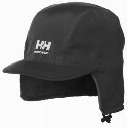 Neperšlampanti kepurė HELLY HANSEN Njord, juoda, XL