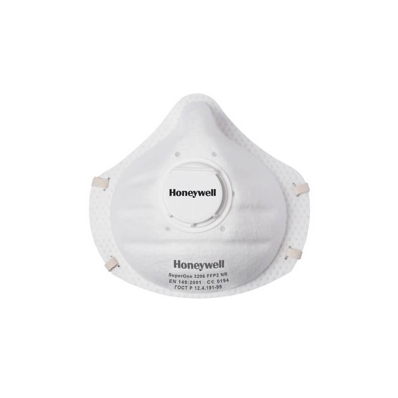 Respiratorius HONEYWELL SuperOne 3206 FFP2