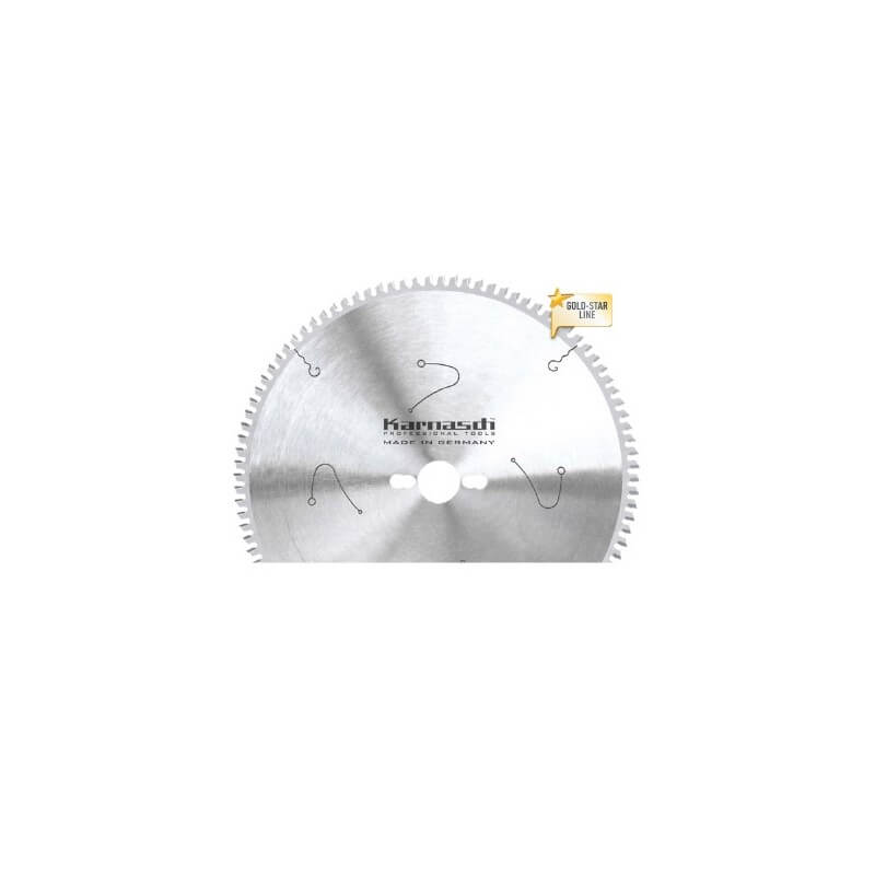 Aliuminio pjovimo diskas KARNASCH TFN54 210*2.8/2.0*30
