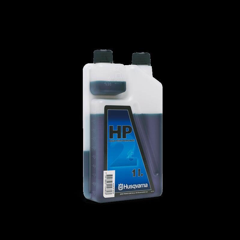 Dvitakčių variklių alyva HUSQVARNA HP 1l, su dozatoriumi