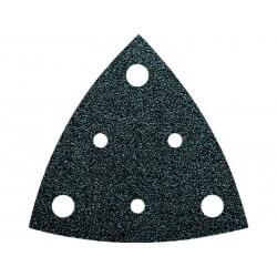 Trikampiai perforuoti šlifavimo lapeliai K60 FEIN