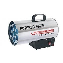 Dujinis šildytuvas 18,5kW ROTHENBERGER Industrial ROTURBO 19000