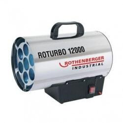 Dujinis šildytuvas 12,0kW ROTHENBERGER Roturbo 12000
